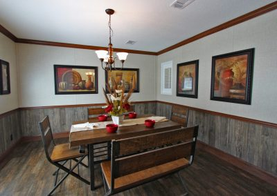 King Ranch Dining