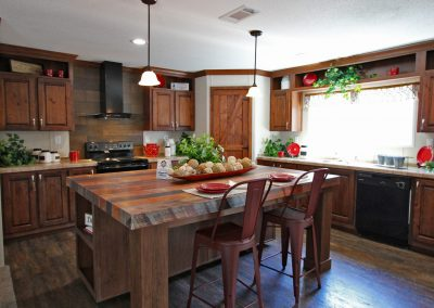 King Ranch Kitchen