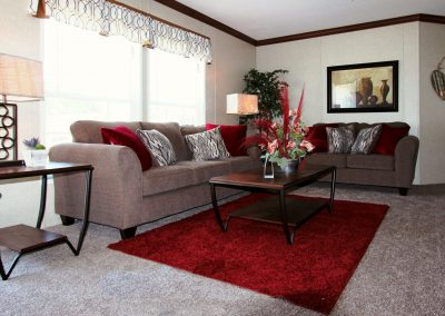 King Ranch Livingroom