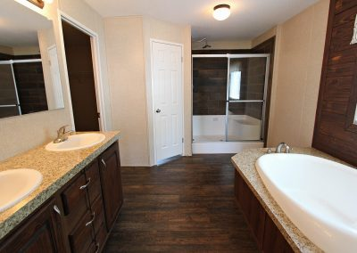 King Ranch Master Bath