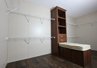 King Ranch Master Closet