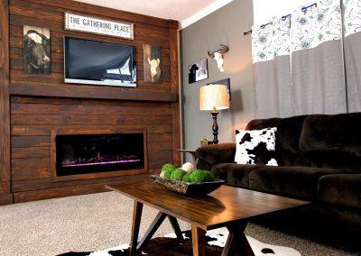 Gladiator Fireplace