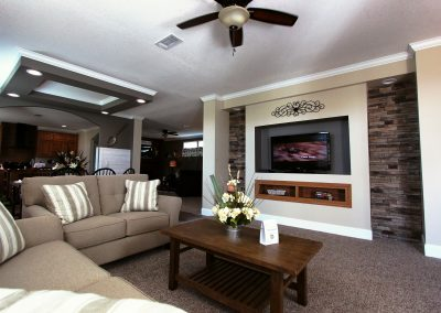 Gladiator Living Room